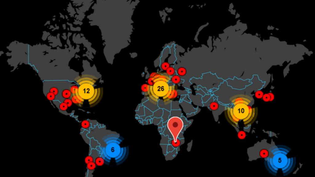 Bedrohung: Malware Virus Emotet